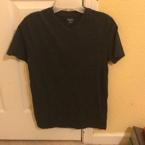 *5 for $29* Mossimo Charcoal V Neck T-shirt
